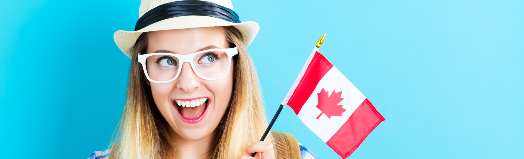 Je pars au Canada